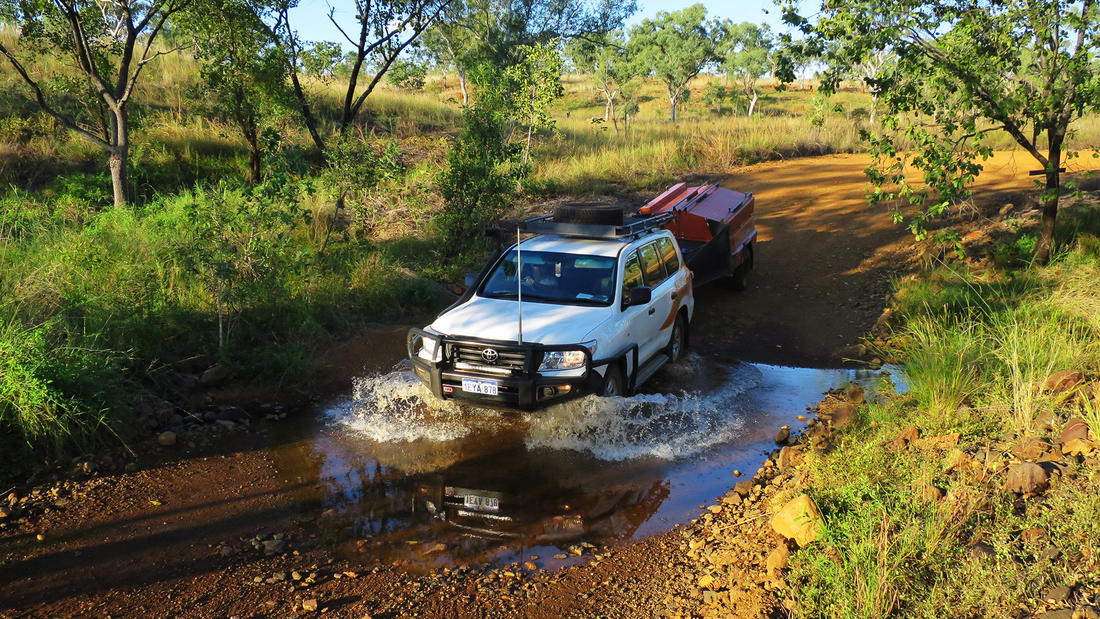 4WD Tips & Tricks